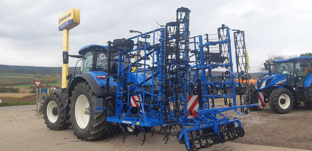 New Holland SBMV650