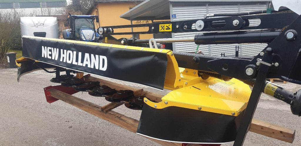 New Holland DISC CUTTER 320