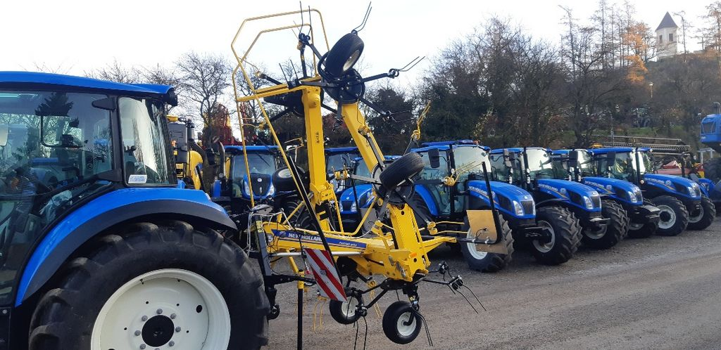 New Holland Pro Rotor PROTED 690