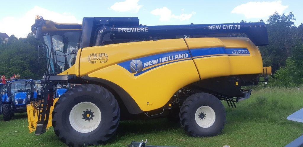 New Holland CH7.70