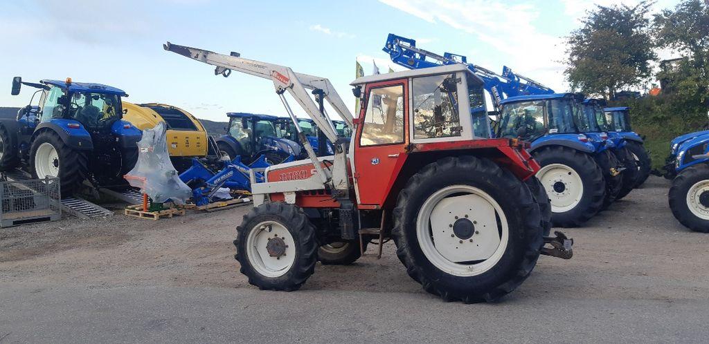Steyr 8080 SK1