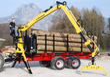 A. Moser Moser Forstanhänger 18 Tonnen