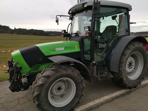 Deutz Fahr Agroplus 410 A Limited Edition