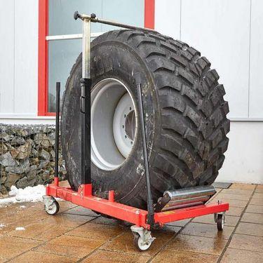 Sonstige Reifenmontagewagen Fliegl  Aktion!!