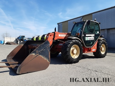 Manitou MLT 730 120 LST