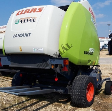 Claas Variant 360 Pro