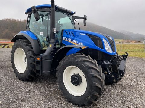 New Holland T6.145 Auto Command SideWinder II
