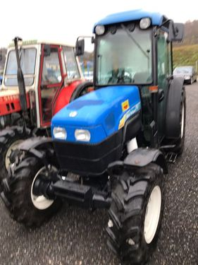 New Holland TN-N 95 NA Dual Command