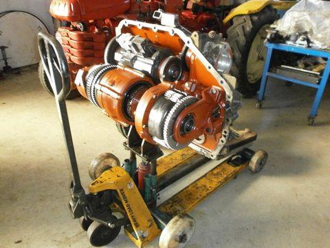 Steyr CVT Getriebe