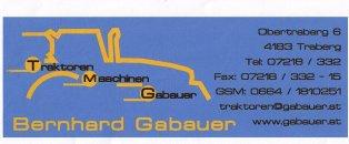 Gabauer Gabriele