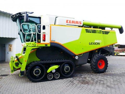 CLAAS Lexion 660TT