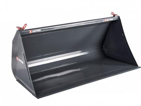 Saphir Großraum LG 22+ - pulverbesch.& lackiert