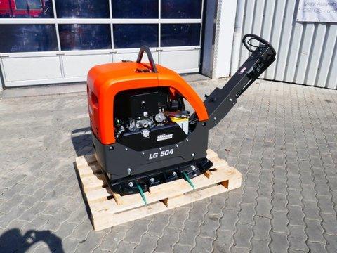 Husqvarna LG 504 Hatz Dieselmotor
