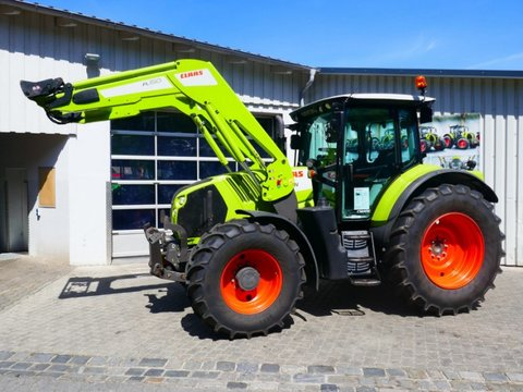 CLAAS ARION 620 CMATIC + FL- SONDERPREIS