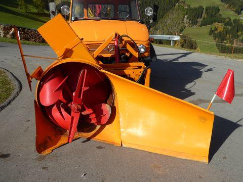 Schmidt Seitenschleuder Front  SK 290