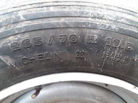 Michelin 265/70R19,5