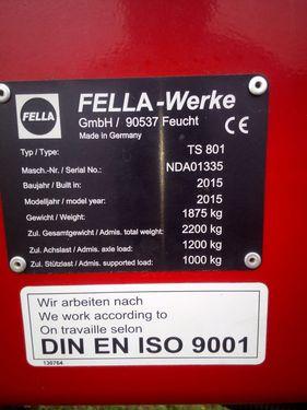 Fella TS801