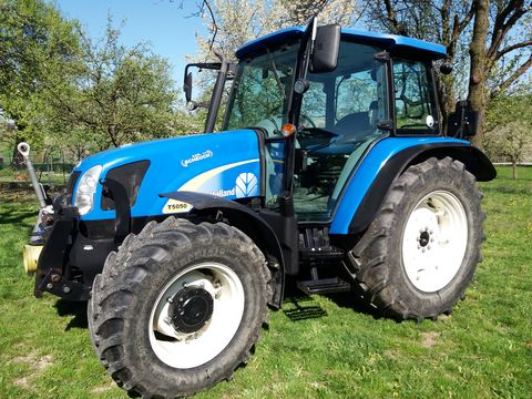 Rabljeno New Holland T5050 - Landwirt com