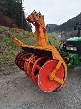 Kahlbacher Schneefräse KFS 750/2200