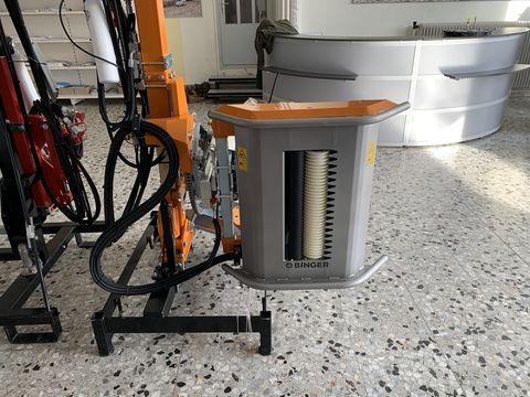 Binger-Seilzug EB 490 Professional- Paket2