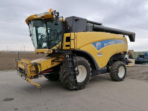 New Holland CX 760