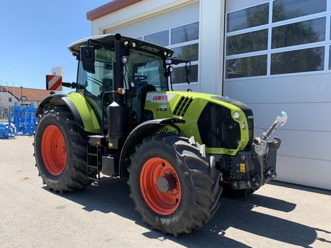 Claas Arion 630 CIS+