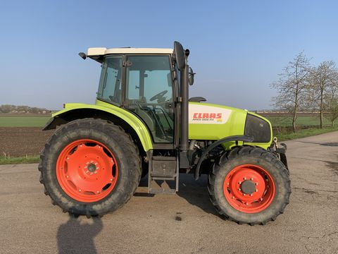 Claas Ares 566 RX