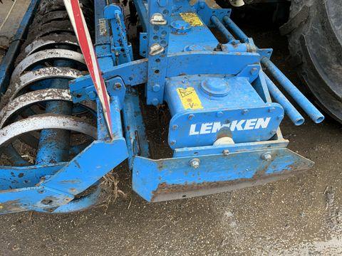 Lemken Zirkon 7 + Accord Sämaschine