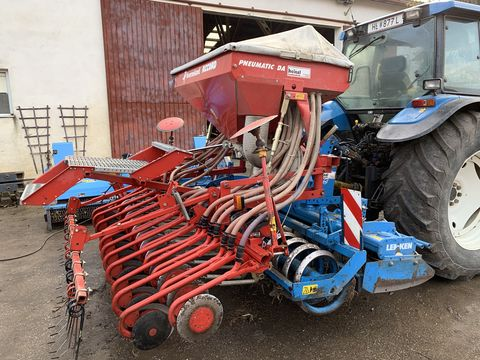 Lemken Zirkon 7 + Accord Sämaschine