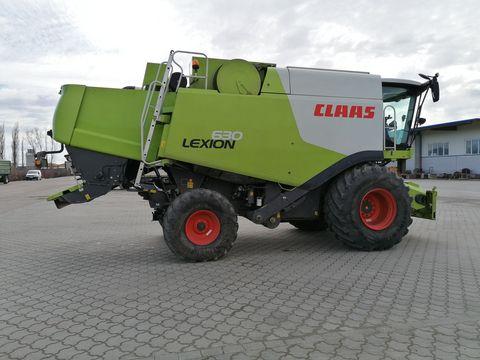 Claas Lexion 630 (Stage IIIb)