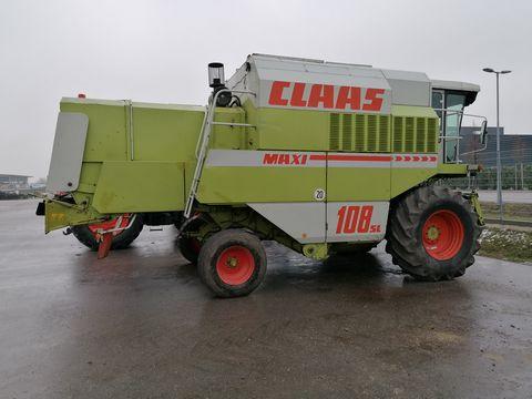 Claas Dominator 108 SL Maxi