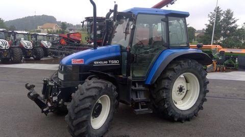New Holland TS 90 ElectroShift