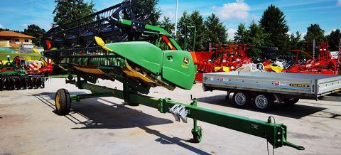 John Deere 620F HydraFlex