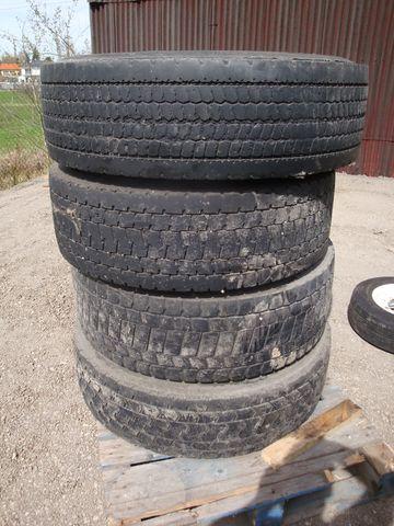Sonstige Anhänger-,LKW-Räder