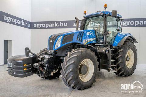 New Holland T8.390 (4349 BStunden)