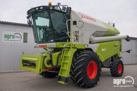 Claas Tucano 470 APS (343/457 BStunden)