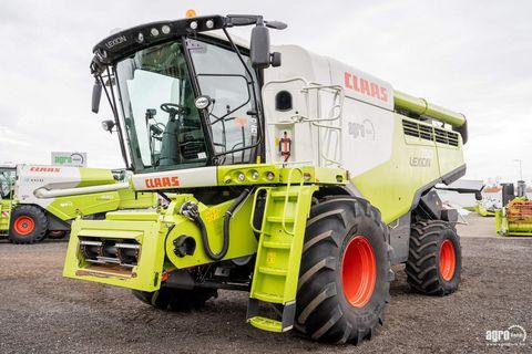 Claas  Lexion 760 APS