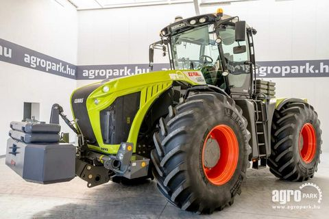Claas Xerion 4000 TRAC Tradition (341 BStunden)
