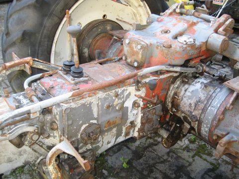 Steyr STEYR Getriebe 540
