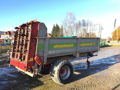 Strautmann Silberblitz BE 75