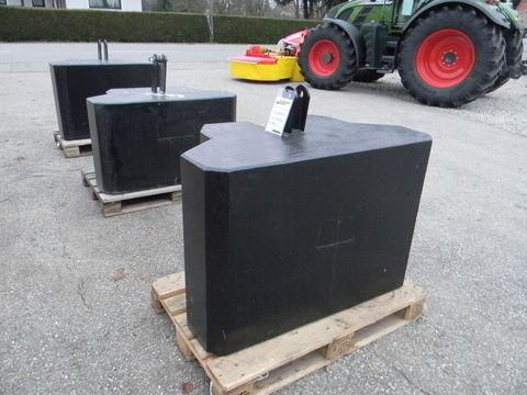 Sonstige Frontgewicht 1350 kg