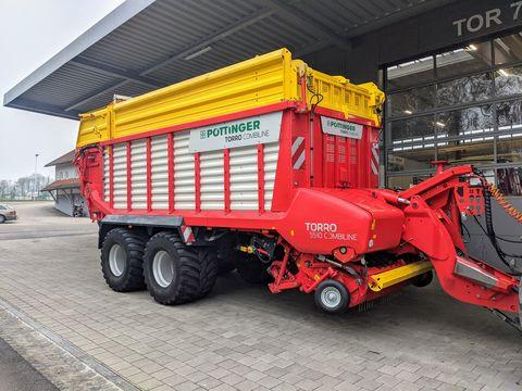 Pöttinger TORRO 5510 D Combiline