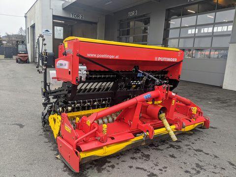 Pöttinger Vitasem A301 + Lion 3000