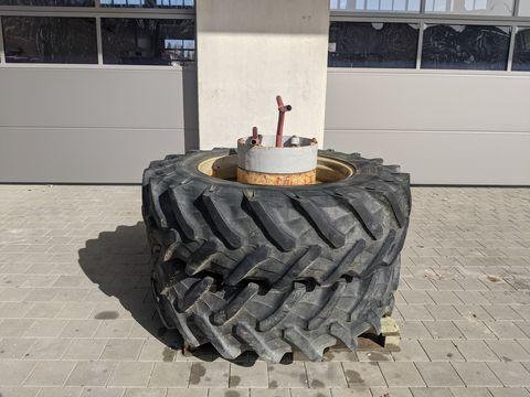 Pirelli Kompletträder 16.9 R34
