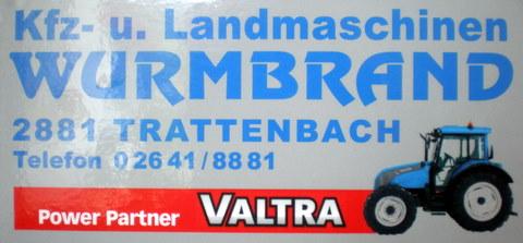 Wurmbrand Thomas, Kfz, Landmaschinen, Reparatur