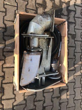 Fliegl hydraulischer Pendelverteiler