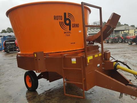 Sonstige / Other Roto Grind 760 LAGERMASCHINE