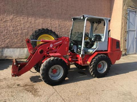 Weidemann 3006 Motor Neuwertig