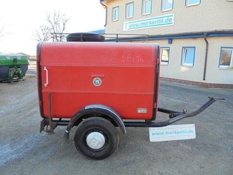 Sonstige / Other Feuerwehranhänger