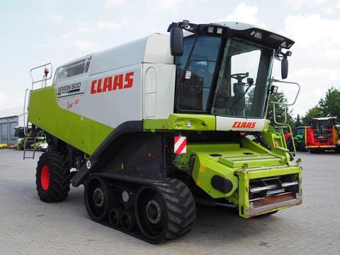 CLAAS LEXION 600TT + V1050